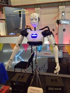 Sydney Maker Faire robot