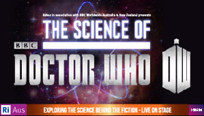 science of dr who