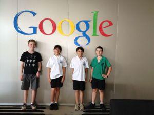 google visit