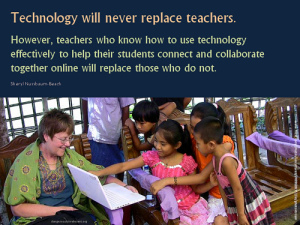 teacher technology