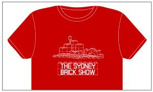 sydney brick show tshirt
