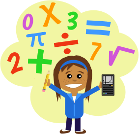 Math-Girl-