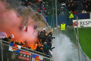 football hooligansim
