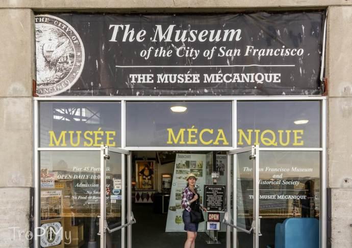 Musee Mecanique, San Francisco