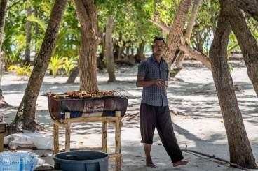 Lunch na bezludnej wyspie