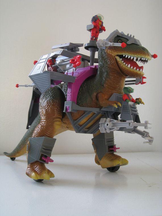 Dino-Riders Tyrannosaurus Rex
