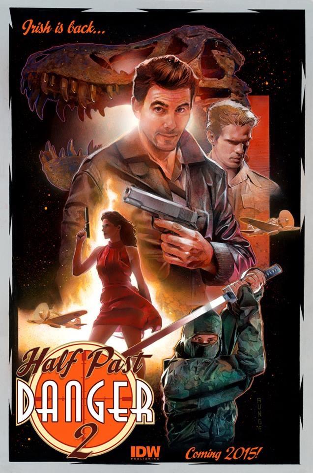 Nick Runge's incredible HPD 2 Poster!