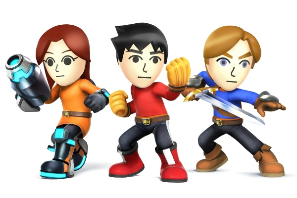Mio Fighters Available In Smash Bros. 3DS