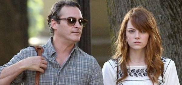 Irrational Man with Joaquinn Phoenix and Emma Stone