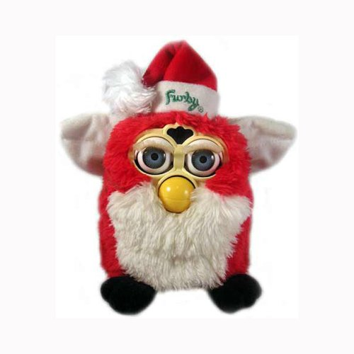 Holiday-Edition-Furby