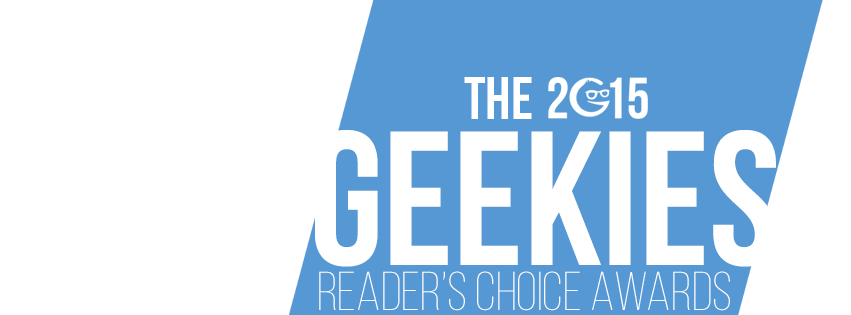 The Geekies - Geek Ireland Awards 2015