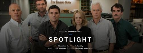 Spotlight movie cast