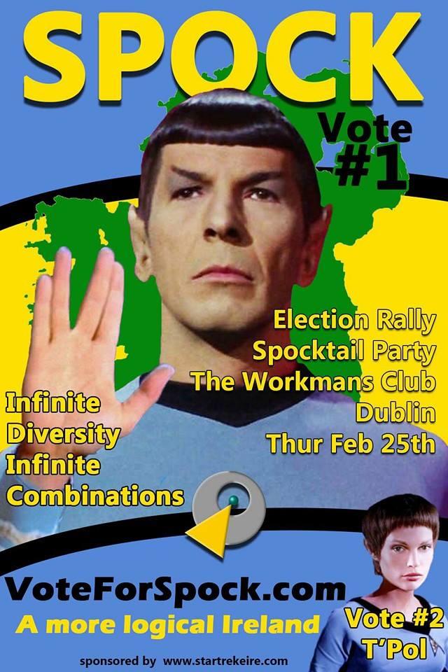 Spock Election 2016