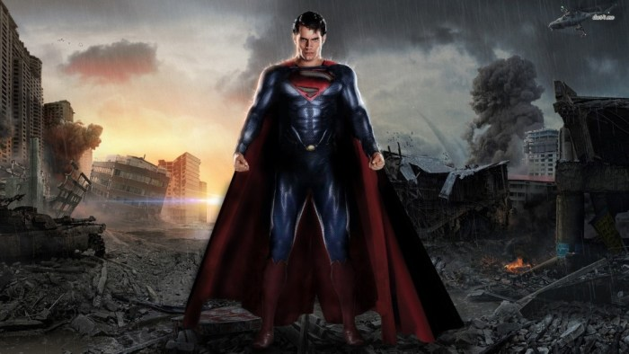Snyder's Superman