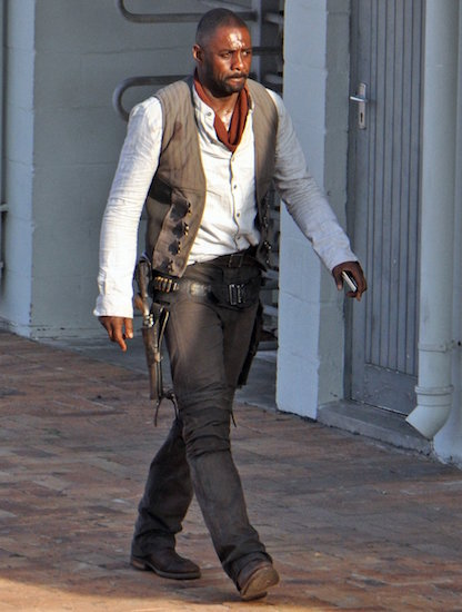 Roland Deschain as Idris Elba