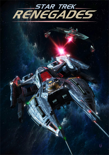 Star Trek Renegades Poster