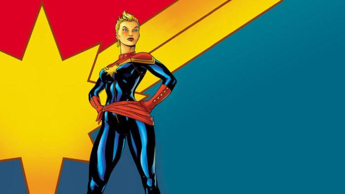 Captain Marvel Avengers