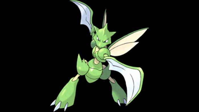Scyther Pokemon Generation 1 Nintendo