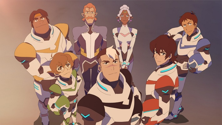 Season Two of Voltron Legendary Defender