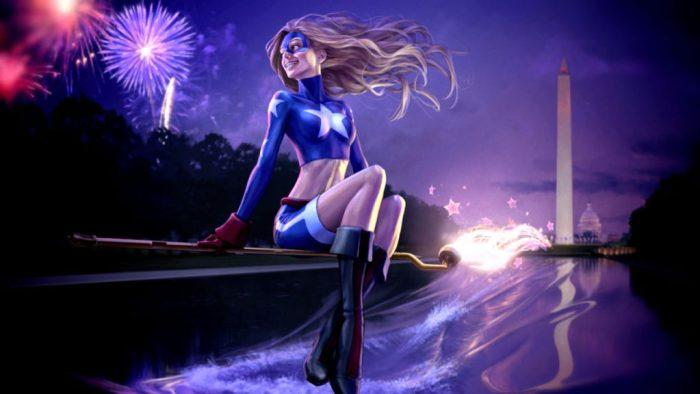 Star Girl Dc Comics