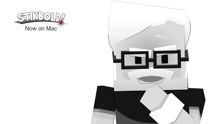 Stikbold! Mac owners can now own the game