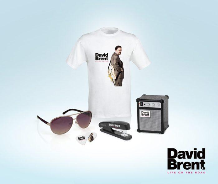 David Brent Prize Bundle
