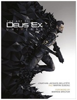 Deus Ex Universe Art