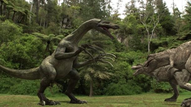 Dino King Speckles Therizinosaurus