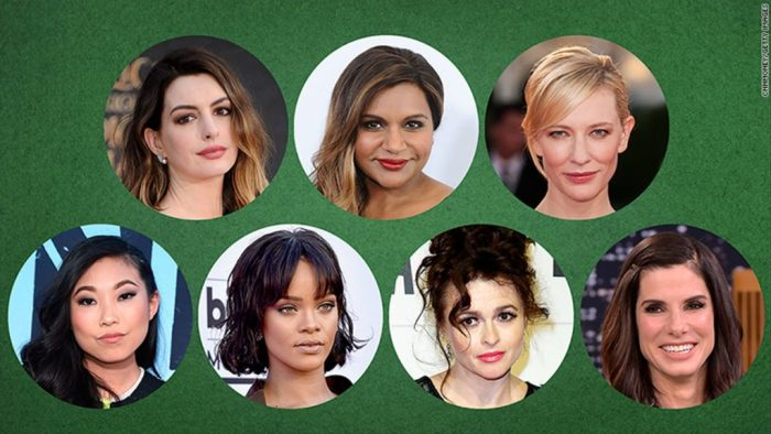 Geek Goss Ocean's Eight Cast