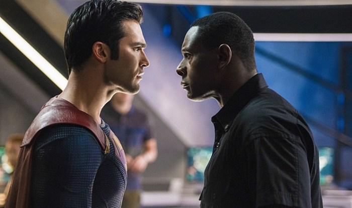 Superman/J'onn