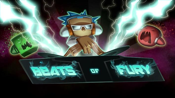 beats of fury teaser