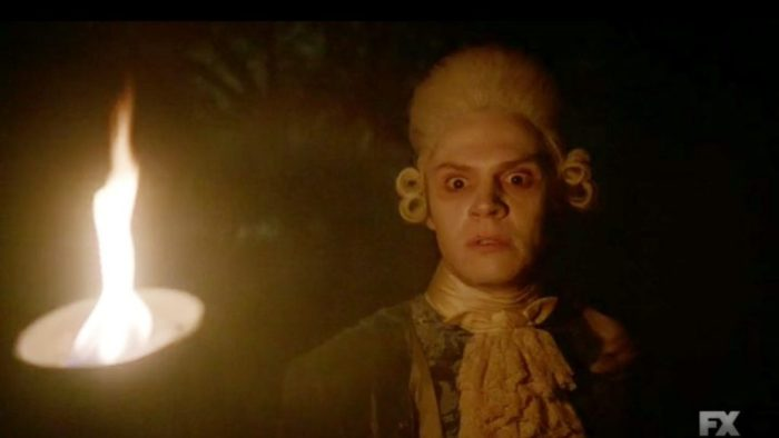 American Horror Story: Roanoke: Evan Peters