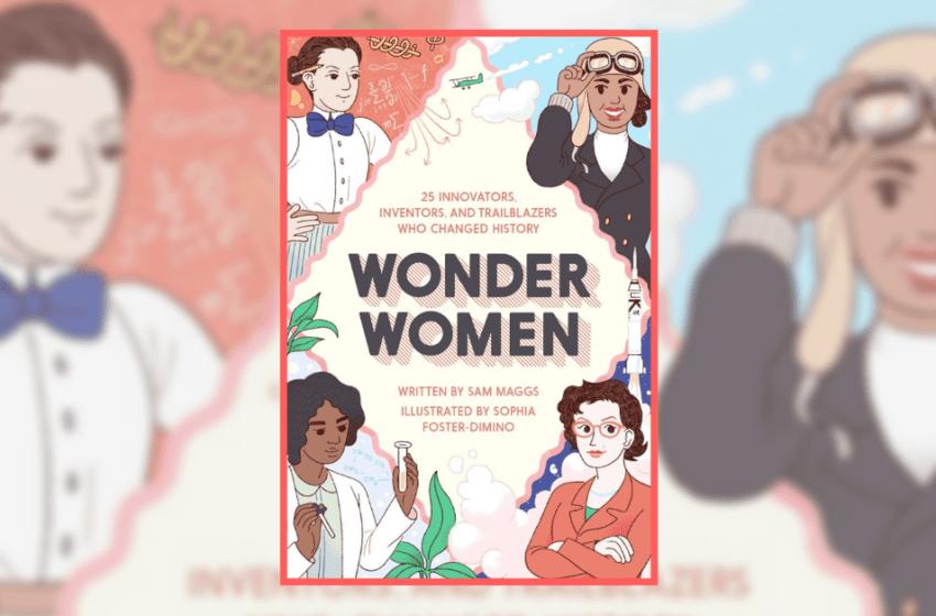 Recensie: Wonder Women – Sam Maggs
