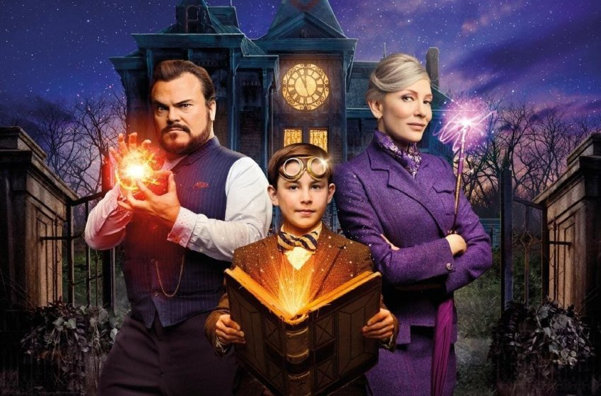 Film Recensie: The House With A Clock In Its Walls