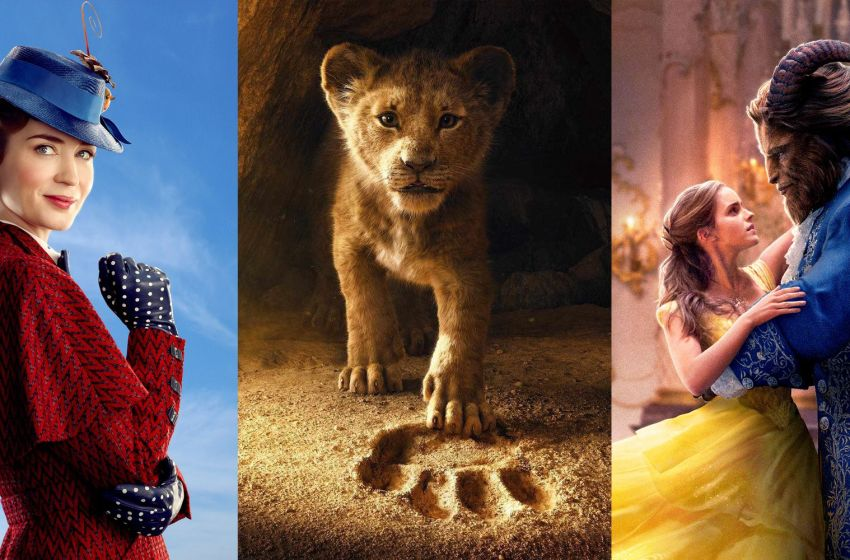 Alle 16 Disney live-action remakes in ontwikkeling