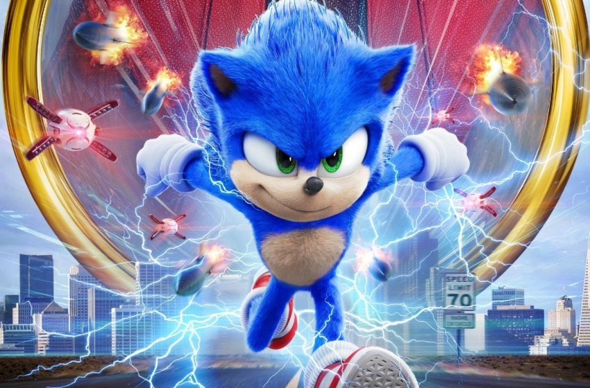 Er is een nieuwe Sonic The Hedgehog trailer