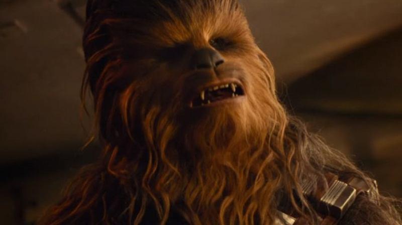 Chewbacca krijgt medaille