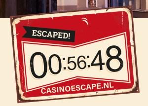 Casino Escape: een online escape room
