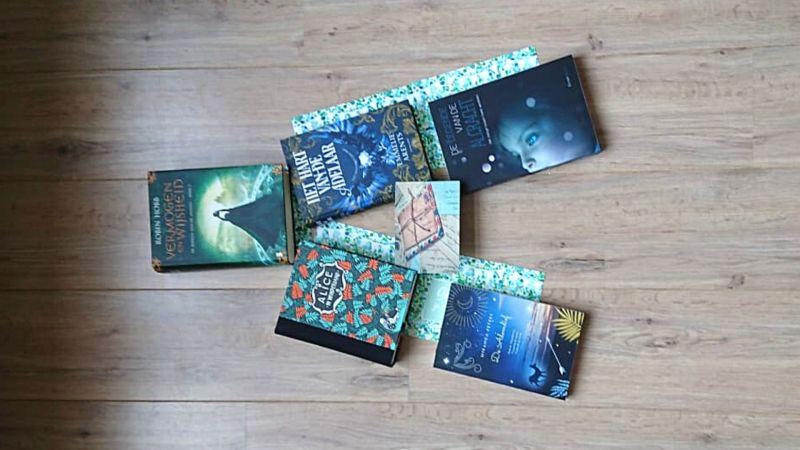 ABC-boekenblog: boektitels die beginnen met een A