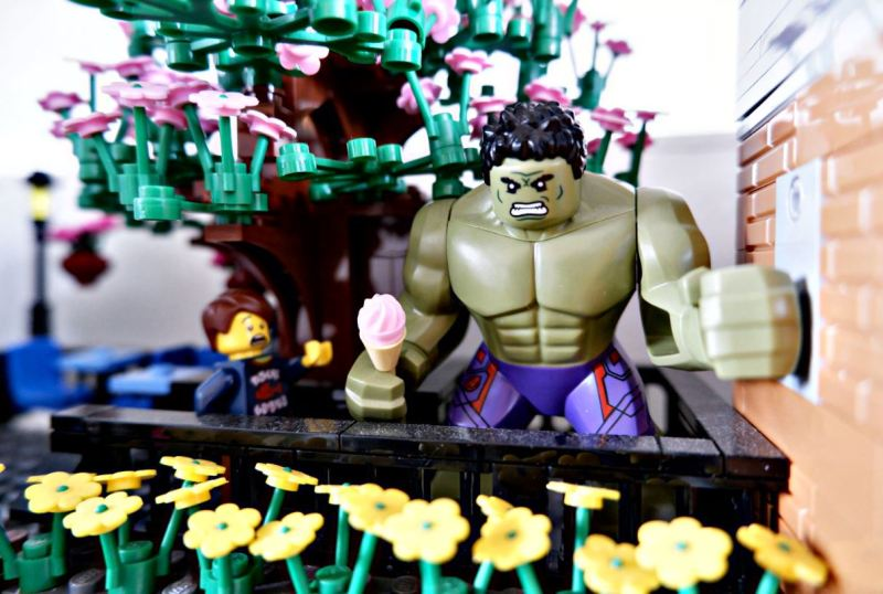 MCU phase 1 Geekish The Hulk