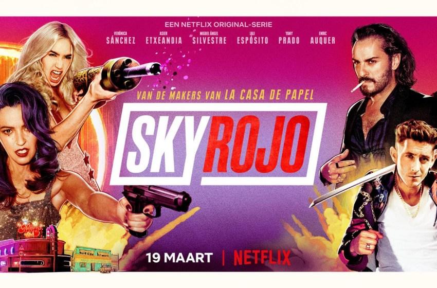 Recensie: Sky Rojo is girlpower