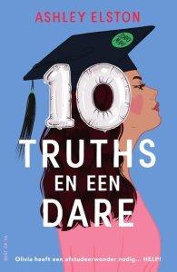 Recensie: 10 truths en een dare is lekker zomerleesvoer