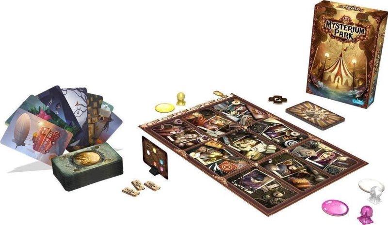 Mysterium Park: de gateway game voor Mysterium