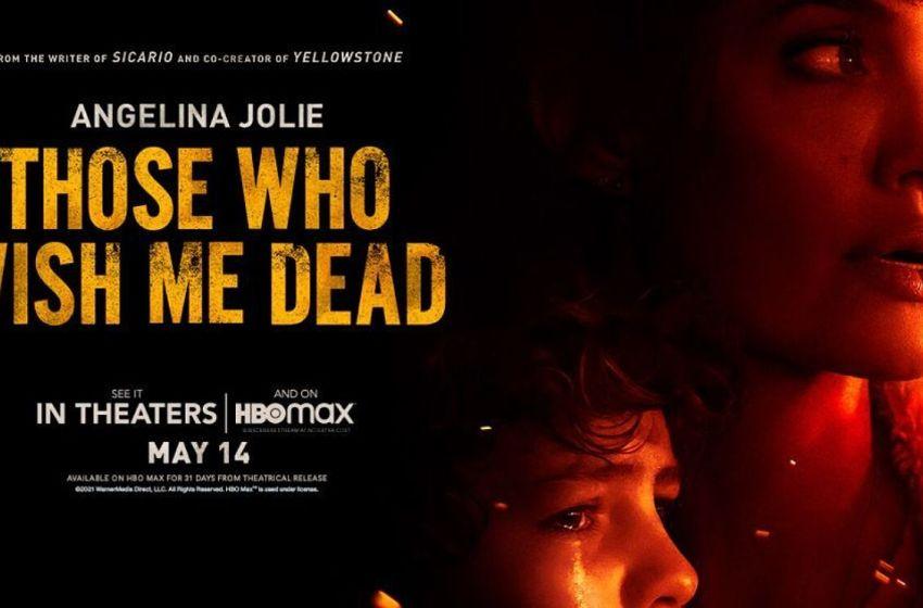 Recensie: Those Who Wish Me Dead is een ok thriller