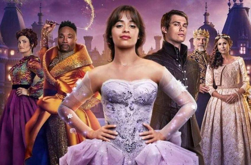 Recensie: Cinderella (2021) is een cringefestijn