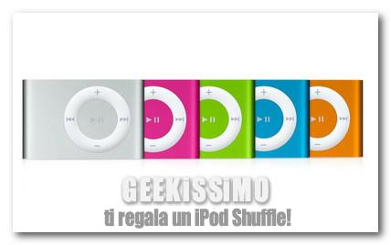 Geekissimo iPod Shuffle