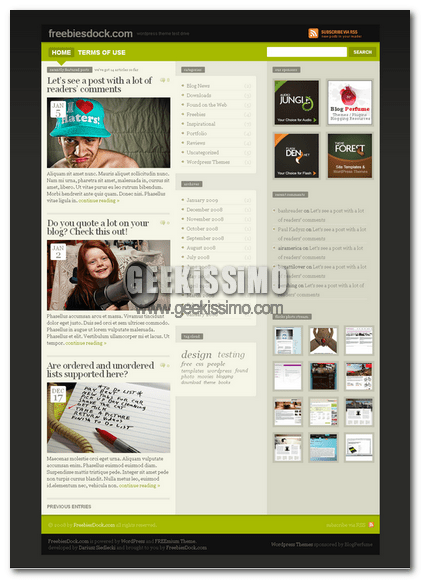 freemium-wordpress-theme