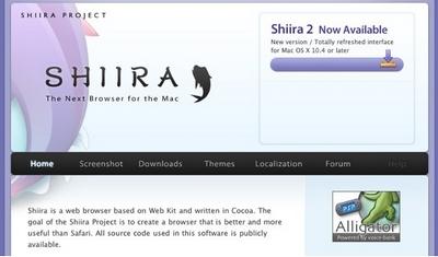 Shiira