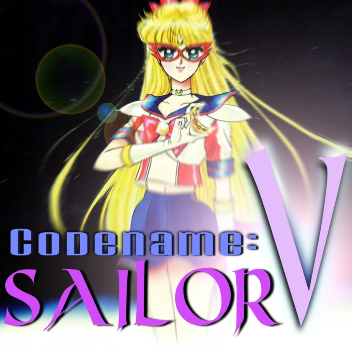 Codename Sailor V case cover