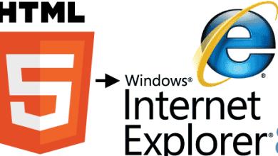 Photo of Rendre les balises HTML5 fonctionnelles sur IE6 à IE8